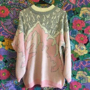 Vintage Genesis Sweater S-L